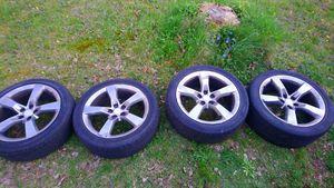 Camaro SS wheels rims tires for Sale in Glenarden, MD