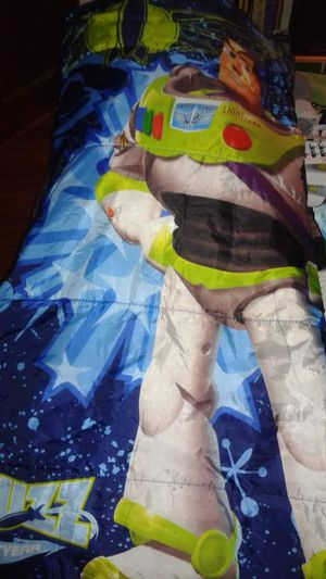 Toy story sleeping bag for Sale in West Palm Beach, FL