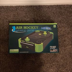Air Hockey Table Top Game for Sale in La Puente, CA