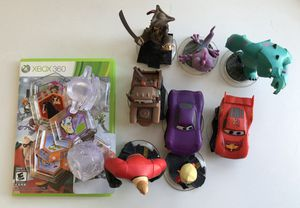Disney Infinity Microsoft XBOX 360, Cars, Incredibles, Pirates, Monsters, More.. for Sale in Washington, DC