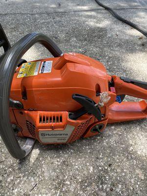Husqvarna 350 Chainsaw for Sale in Longwood, FL