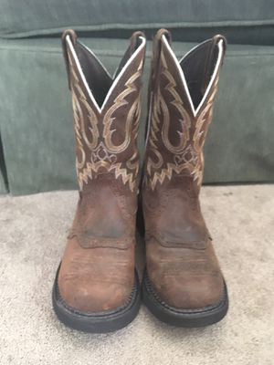 Justin Aged Bark Gypsy Boots for Sale in Tacoma, WA