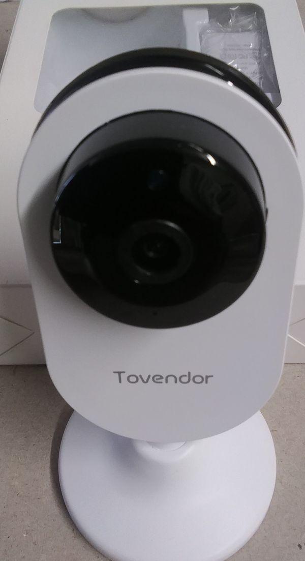 1080 Indoor WiFi Security Camera