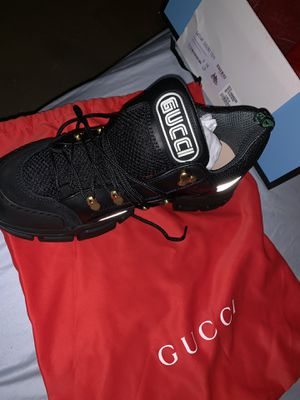 "Gucci brand new never used original price $980 size 8 men""s for Sale in FL, US"