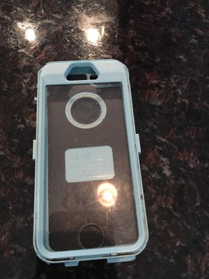 iPhone 5SE phone case for Sale in Houston, TX