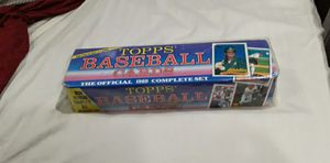 Unopened 1989 TOPPS baseball cards. for Sale in Austin, TX
