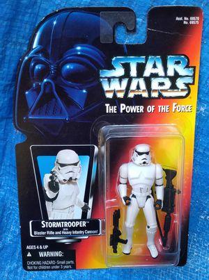 Star Wars 1995 Stormtrooper Action Figure MOC MIP 1995 Kenner for Sale in Pasadena, CA