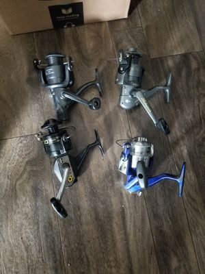 Fishing reels for Sale in San Antonio, TX