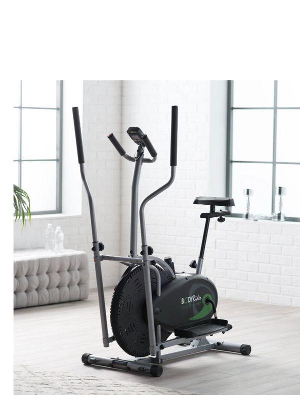Body Rider 2 in 1 Fitness Machine
