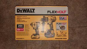 DeWalt flexvolt brushless 2 tool kit for Sale in Murfreesboro, TN