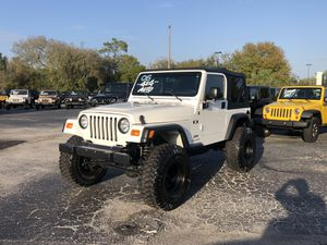 2006 Jeep Wrangler X 4.0L Automatic for Sale in Riverview, FL