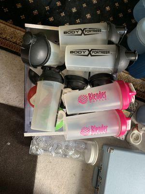 Blender bottles for Sale in Alexandria, VA