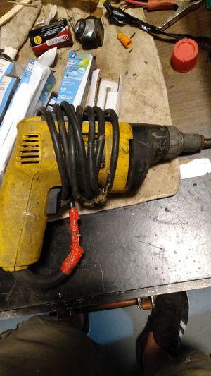 Sheetrock drill DeWalt for Sale in Meriden, CT