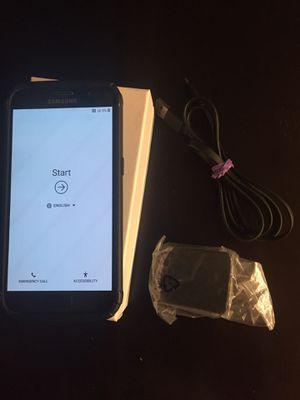 Samsung Galaxy S7 - Black w/ Charging Cord and Brick for Sale in Oakton, VA