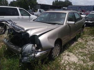 1998 mercedes e320 parts for Sale in Tampa, FL