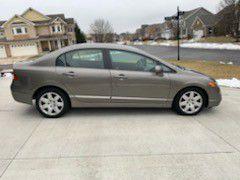 Honda Civic LX Sedan for Sale in Galena, OH