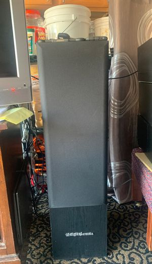 Digital pro Audio 250w speaker's bass reflex for Sale in Portland, OR