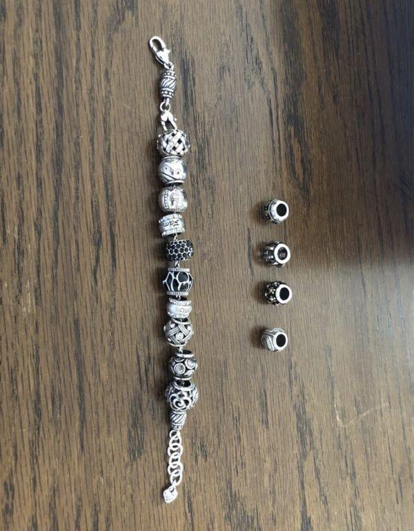 BRIGHTON Charm Bracelet.