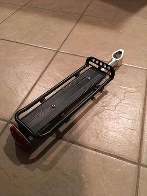 Rear rack for Bike for Sale in San Antonio, TX