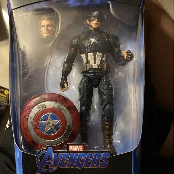 Marvel Legends Worthy Captain America