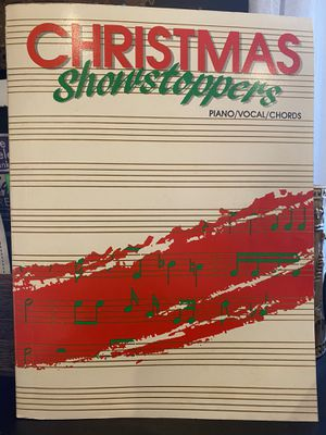 Christmas Showstoppers Piano/Vocal/Chords for Sale in Manhattan Beach, CA