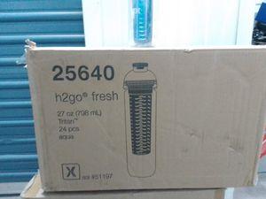 27 oz H2Go Fresh Infuser Water Bottles for Sale in Las Vegas, NV