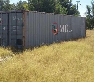 Amazing Prices on 40' Connex Boxes for Sale in Chico, CA