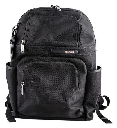 Tumi Ballistic Nylon Compact Laptop Brief Backpack