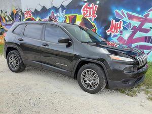 2014 Jeep Cherokee Sport 130k for Sale in Miami, FL