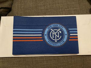 NYCFC Captain's armband for Sale in New York, NY