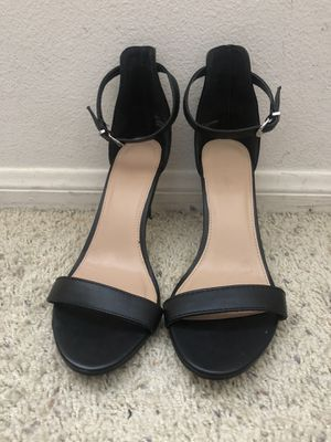 Black heels for Sale in Oxnard, CA