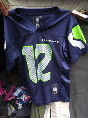 Assortment of seahawks jerseys for Sale in Puyallup, WA