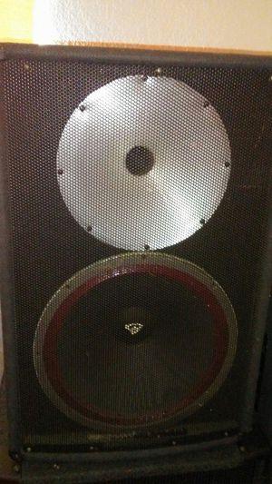 Cerwin vega v152 speakers for Sale in Patterson, CA