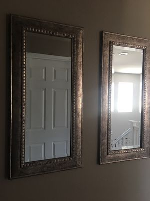 4 mirrors available for Sale in Corona, CA