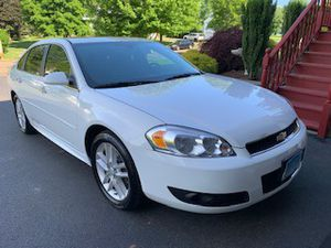 2012 Chevy Impala LTZ for Sale in Northford, CT