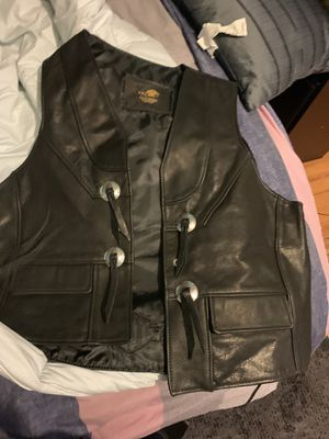 Motorcycle vest for Sale in Staten Island, NY