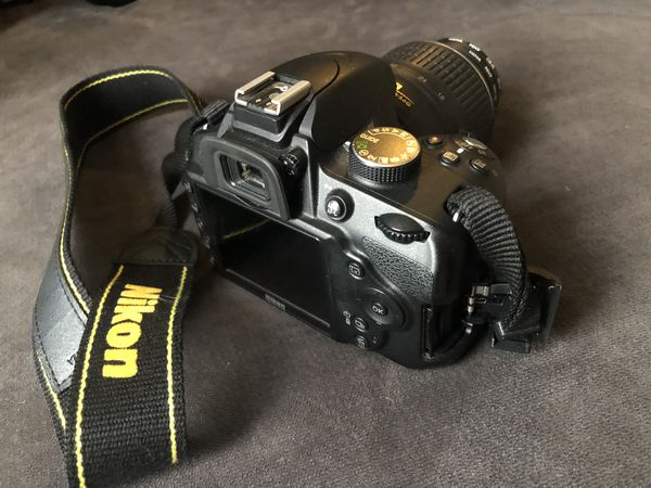 Nikon D3200 SRL Digital Camera w/accessories
