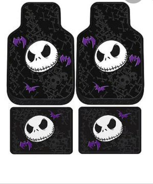 Nickmare before Christmas floor mats for Sale in Santa Fe Springs, CA