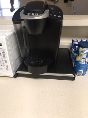 Keurig coffee maker & drawer for Sale in Durham, NC