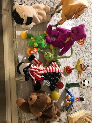 Miscellaneous stuffed toys for Sale in Fort Lauderdale, FL