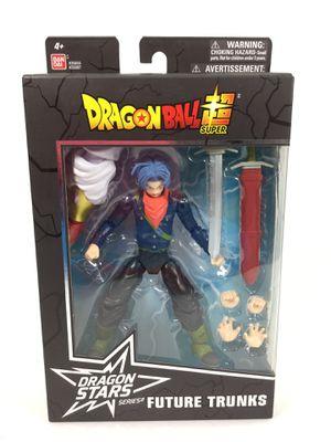 Dragonball Z / DBZ Super Dragon Stars Future Trunks Action Figure for Sale in Kent, WA