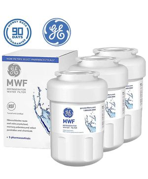 GE MWF Refrigerator Water Filter, Replacement for MWFA, MWFP, GWF, GWFA, Kenmore 9991, 46-9991, 469991 (3 Packs), White for Sale in Naperville, IL
