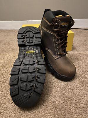 Carolina Composite Toe 9.5 for Sale in Carol Stream, IL