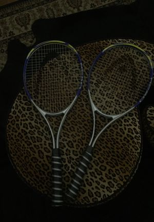 Two tennis rackets for Sale in Las Vegas, NV