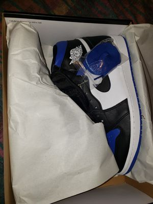 Air Jordan retro 1s royal toe sz9.5 for Sale in Aventura, FL
