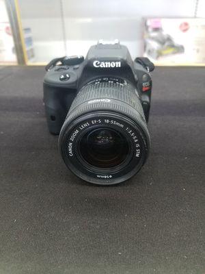 Canon EOS Rebel SL1 18.0mp Digital SLR Camera for Sale in Irving, TX
