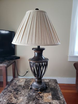 2 lamps for Sale in Ithaca, NY