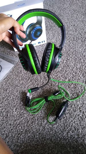 Gaming headset for Sale in Gurnee, IL