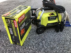 Pressure washer with surface cleaner combo for Sale in Atlanta, GA