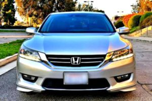 2O13 Honda Accord 3.5 EXL / LEATHER /MOONROOF/FULL POWER for Sale in Wheaton, MD